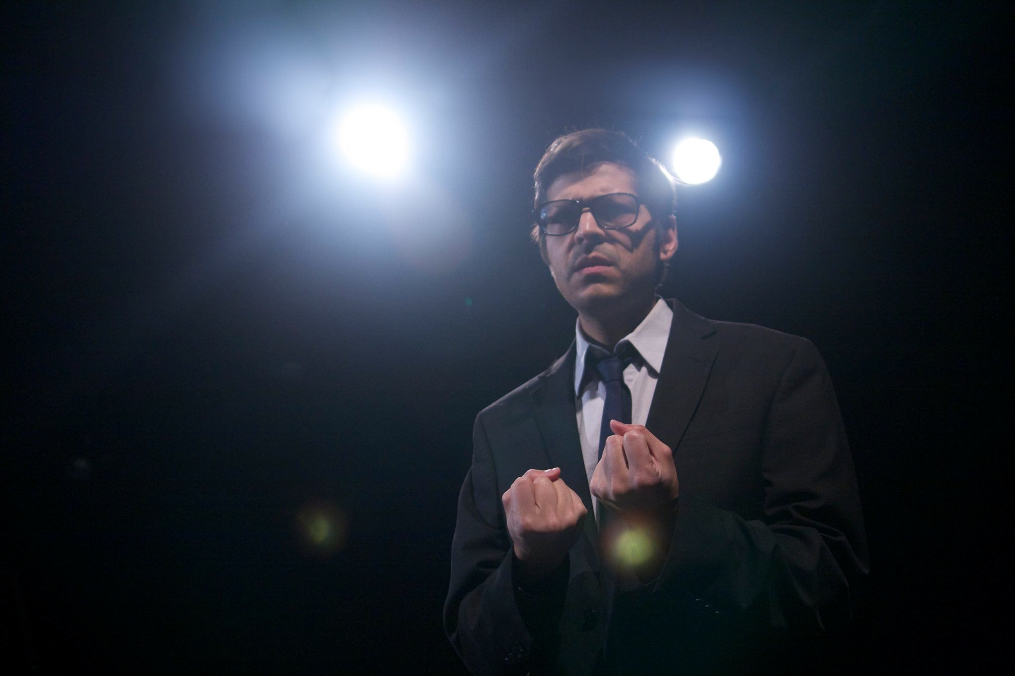 A Monologue of Comedy and Tragedy from Theatre [502]