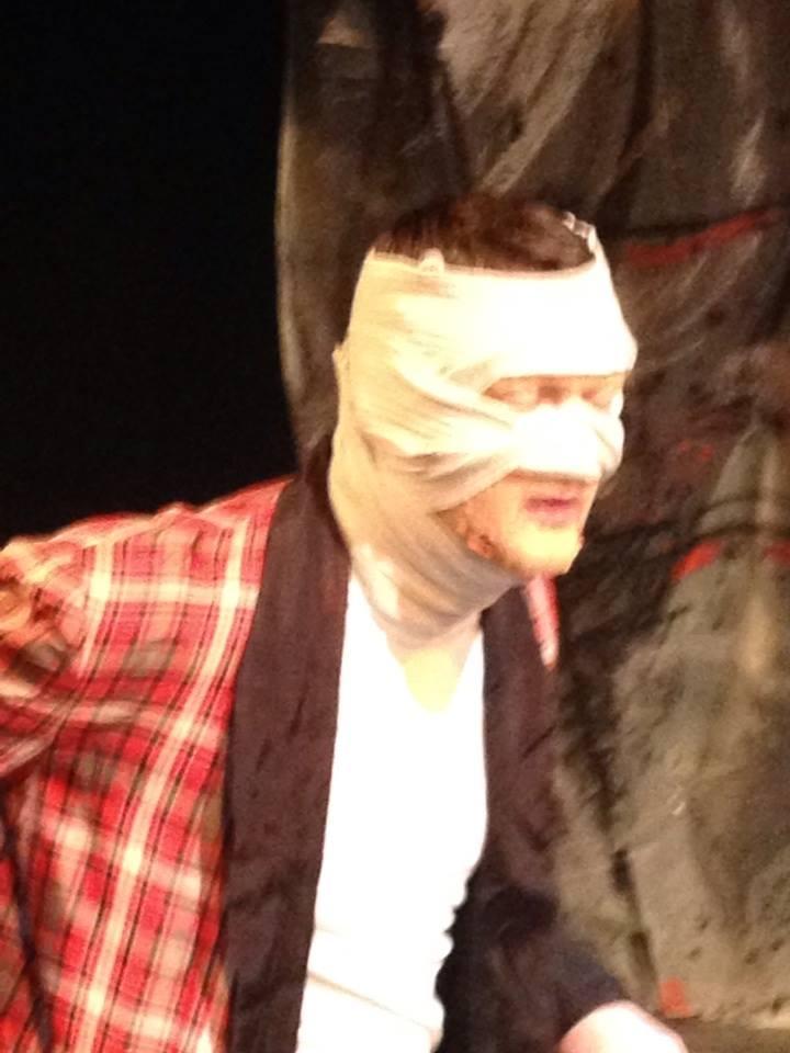 Sex and Violence, Le Theatre du Grand Guignol Style