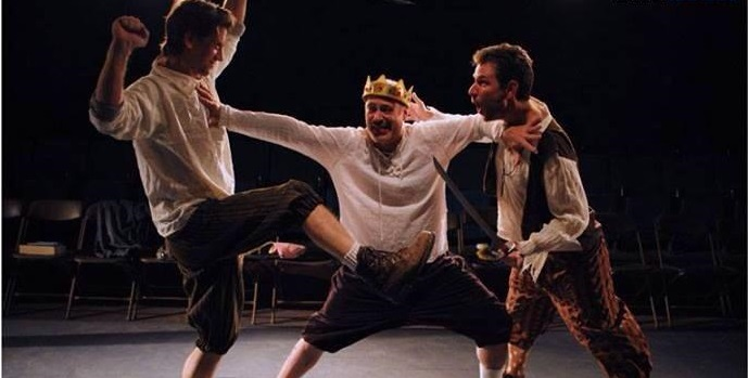 Abbreviated Shakespeare Parody Is A Highlight of The Alley's Season
