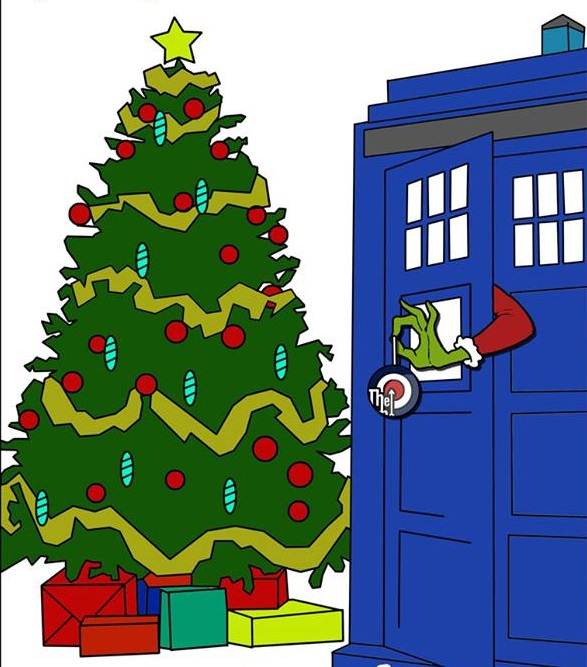 A Christmas Tale of Two Doctors