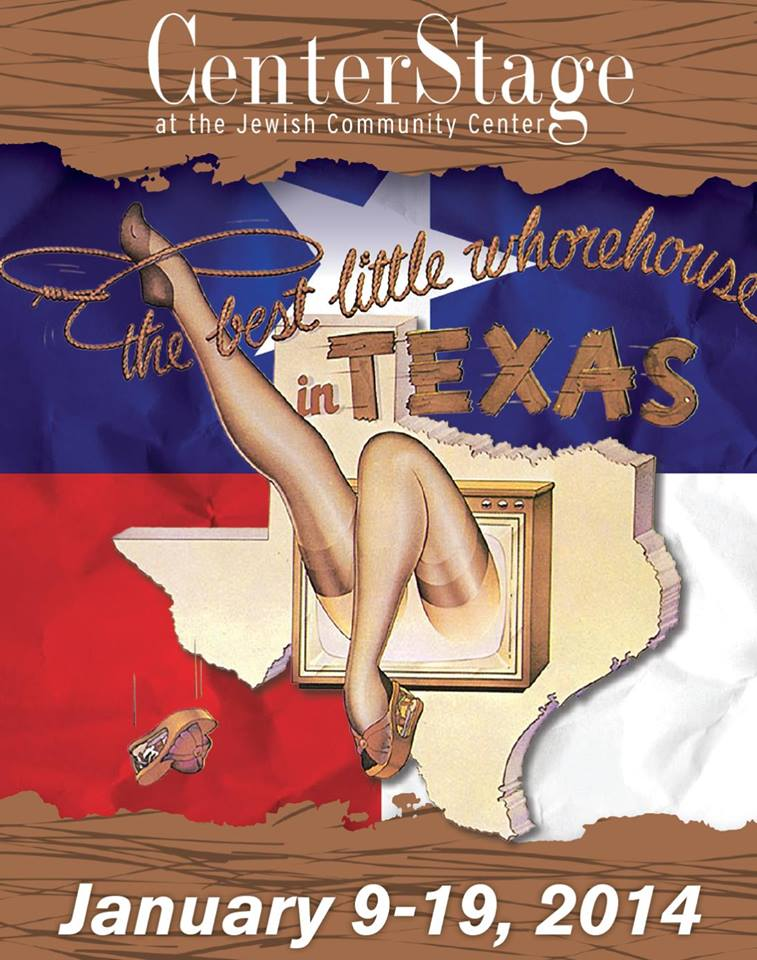 CenterStage Revives Classic Little Whorehouse