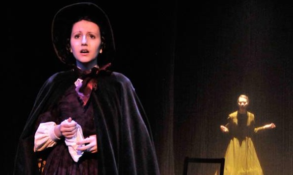 "Probing, Cerebral ""Jane Eyre"" at Walden Theatre"