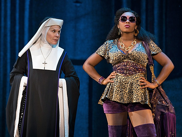 Fun Sister Act Is a Movie-to-Musical That Really Works
