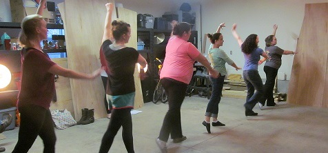 New Theatre Group Brings Monty Python's SPAMALOT! To Life
