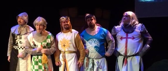 Monty Python's Spamalot: Irreverent and Ridiculous Comedy