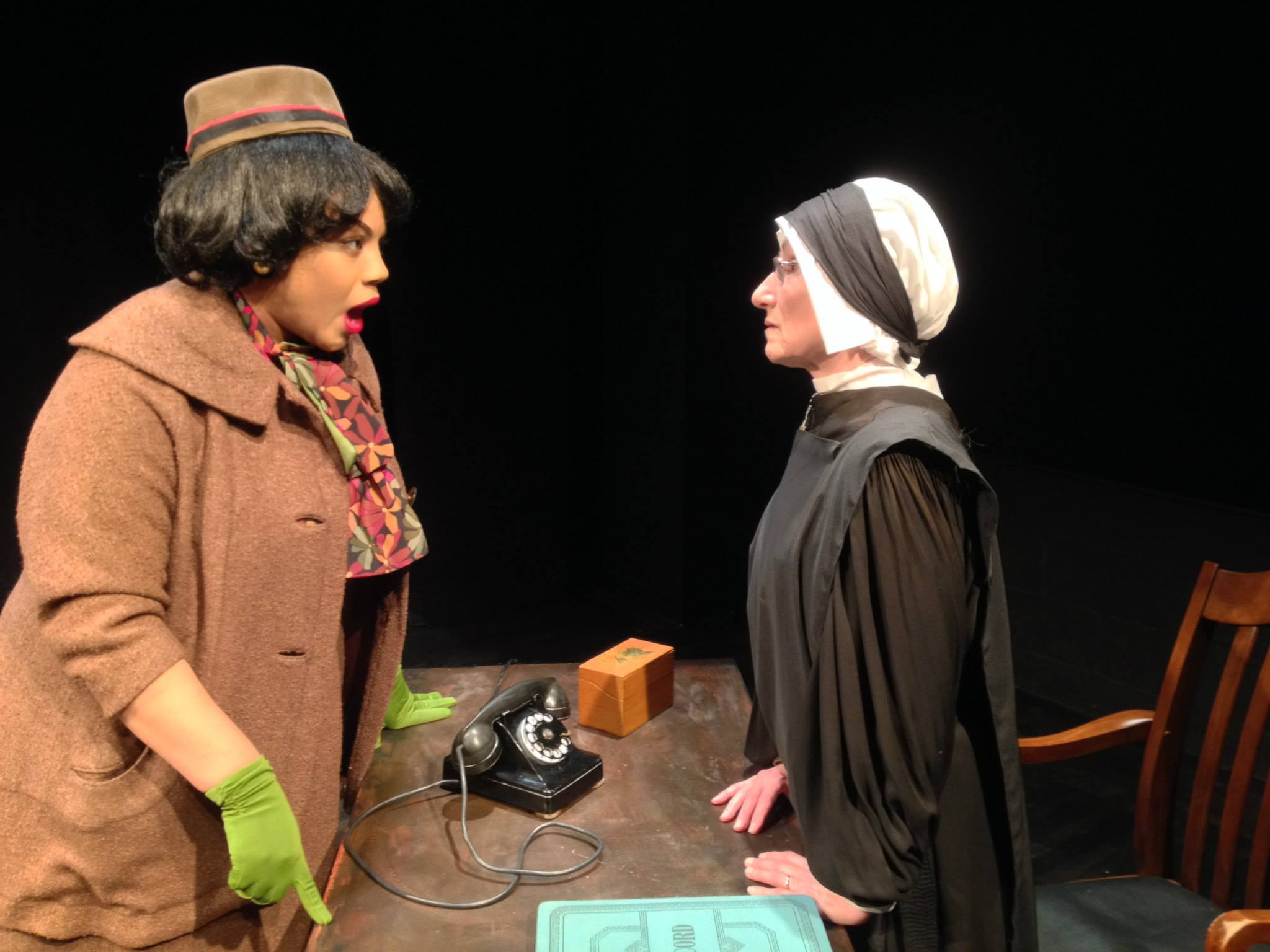 """Wayward Delivers Thought-Provoking """"Doubt"""""""
