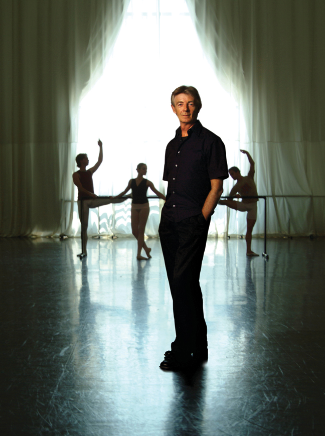 Interview with Bruce Simpson, Louisville Ballet