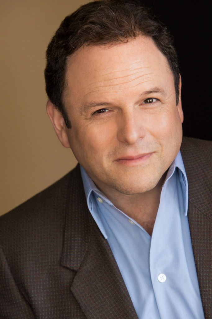 Jason Alexander Hits All the Right Notes