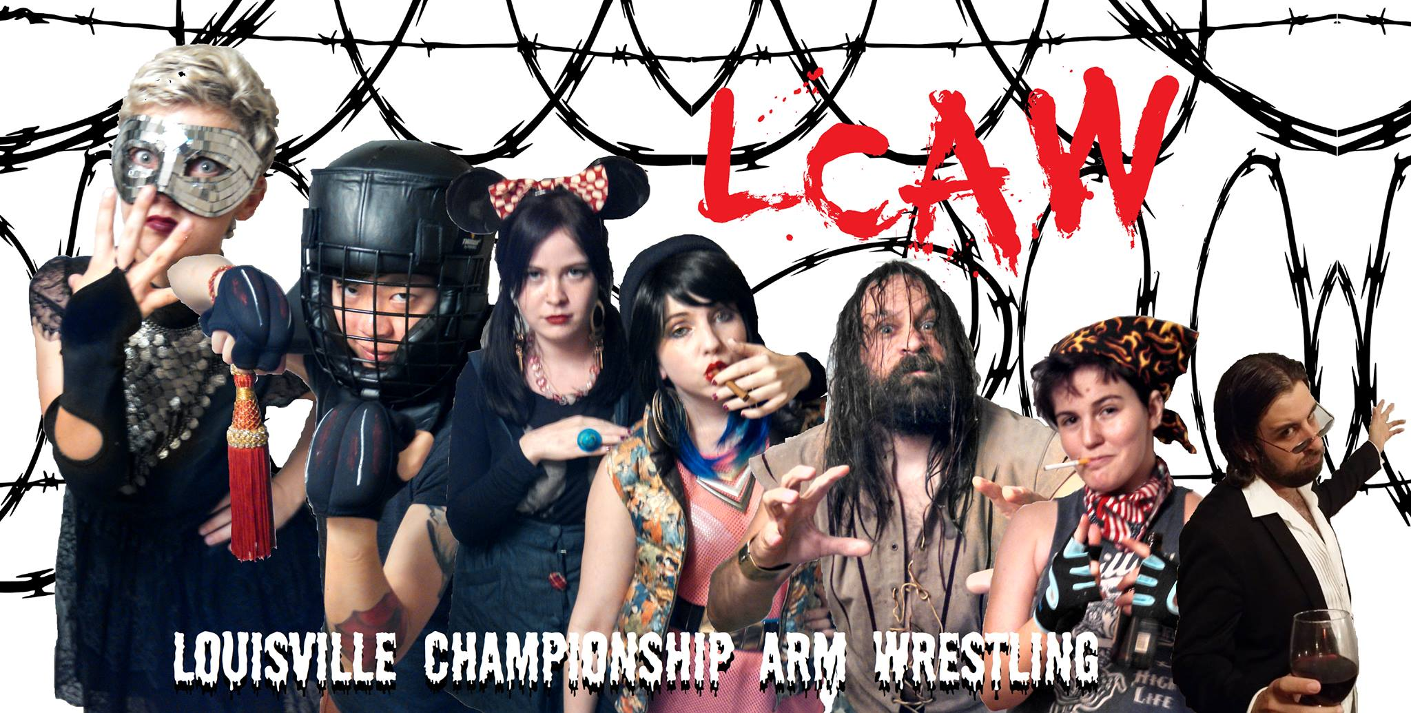 Is Louisville Ready For The Extreme Action of LCAW?