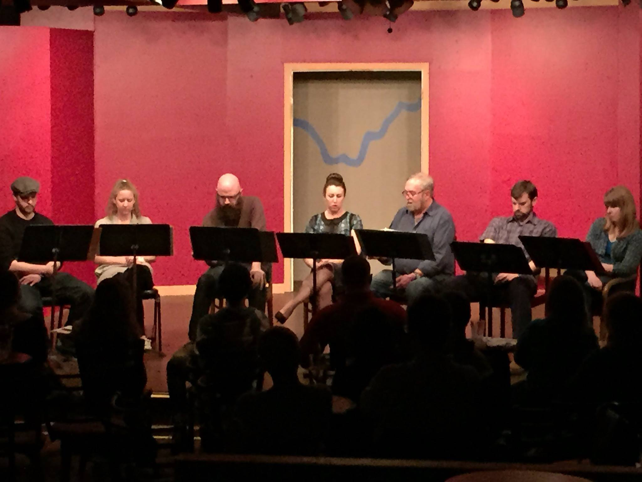 Derby City Playwrights Read Plays For You