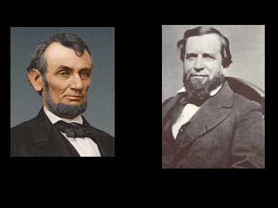Lincoln And Speed In Louisville
