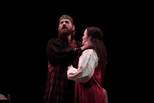 By The Pricking Of My Thumb, An Astounding Macbeth This Way Comes…
