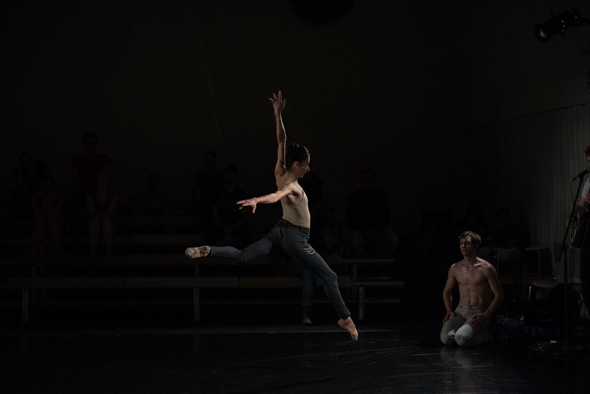 Identity As Fluid As Dance