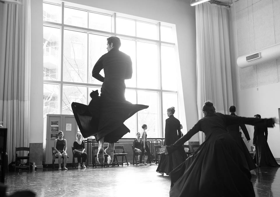 Are The Louisville Ballet And Louisville Orchestra Starting A (R)Evolution?