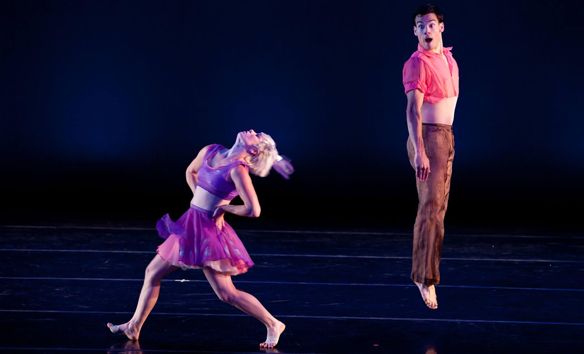 A D'Lovely Evening of Dance
