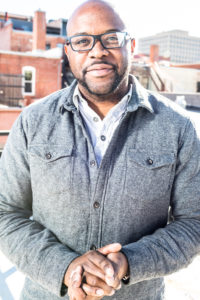 Idris Goodwin Chosen As New Leader For StageOne