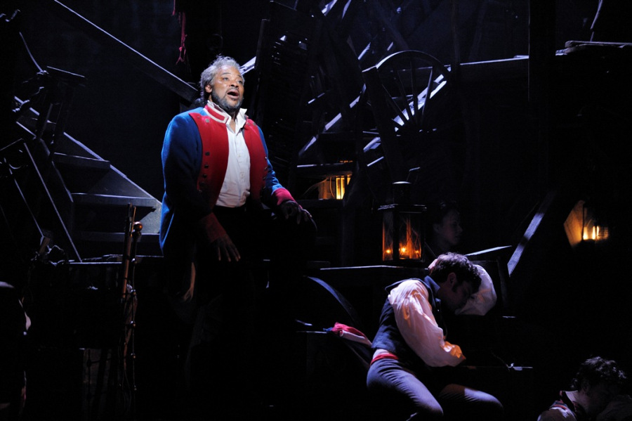 Les Miz 25th Anniversary Tour
