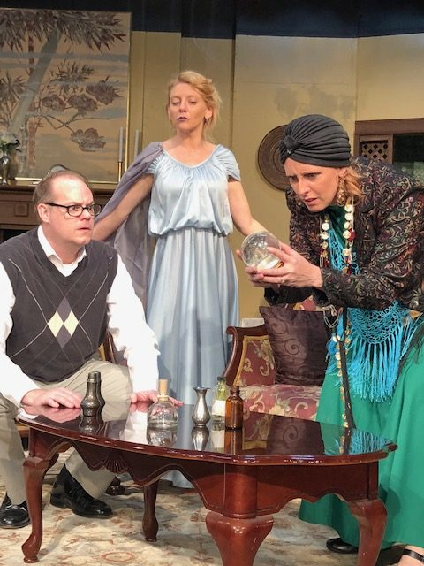 Hail To Thee, Blithe Spirit