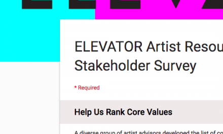 Elevator – Going Up!