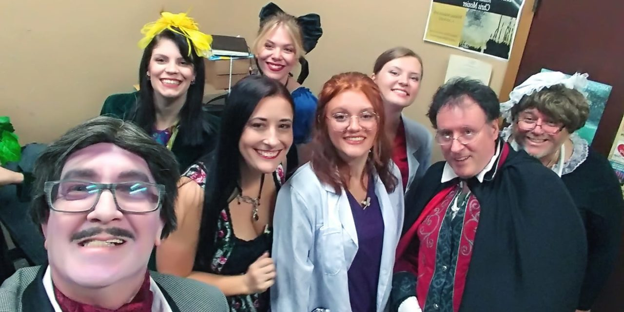 A Bit of A Vamp (WhoDunnit Murder Mystery Theatre)