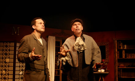 Penny Not So Dreadful (The Chicken Coop Theatre Company)
