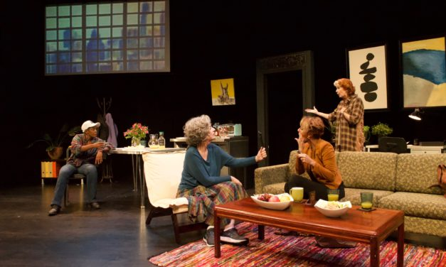 Here's To Days Gone By (Eve Theatre Company)