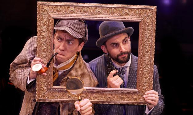 Elementary, Watson! (Derby Dinner Playhouse)