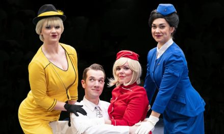 Let's Fly, Let's Fly Away (Derby Dinner Playhouse)