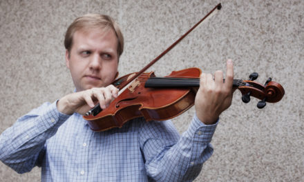 12 Questions With Musician Jonathan Mueller (Louisville Orchestra)