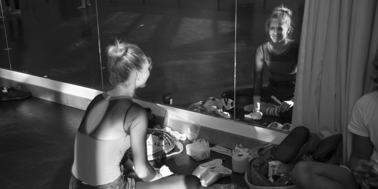 12 Questions With Dancer Leigh Anne Albrechta