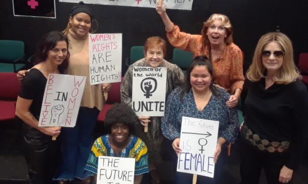 The Female Future (Eve Theatre)